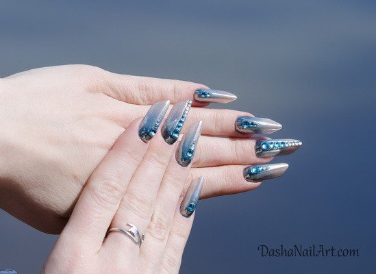 The Icy edge nails