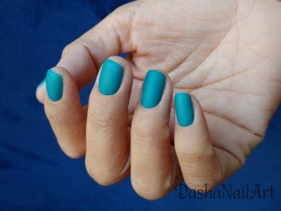 Aqua nails matte