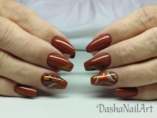 Natural Stone nails